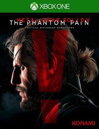 METAL GEAR SOLID V: THE PHANTOM PAIN - Xbox One 25 Dígitos