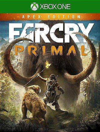 Far Cry Primal Apex Edition - Xbox One 25 Dígitos