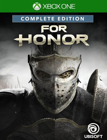 For Honor Complete Edition - Xbox One 25 Dígitos