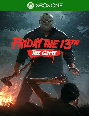 Friday the 13th: The Game - Xbox One 25 Dígitos