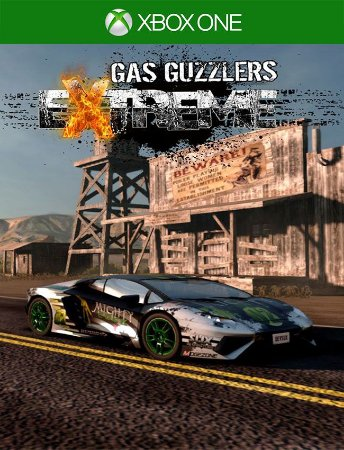 Gas Guzzlers Extreme - Xbox One 25 Dígitos