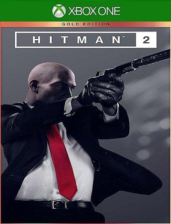 HITMAN 2 Edição Ouro - Xbox One 25 Dígitos