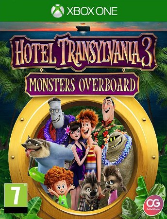 Hotel Transylvania 3: Monsters Overboard - Xbox One 25 Dígitos