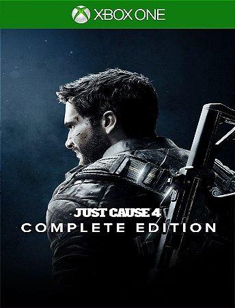 Just Cause 4 - Edição Completa - Xbox One 25 Dígitos