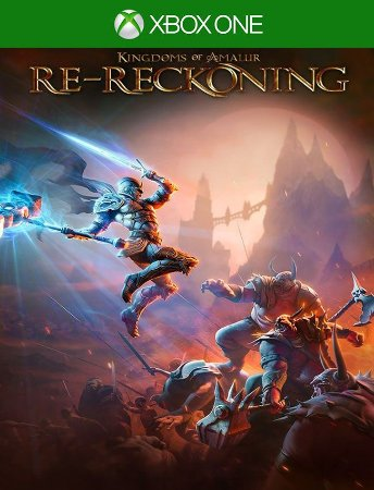 Kingdoms of Amalur: Re-Reckoning - Xbox One 25 Dígitos