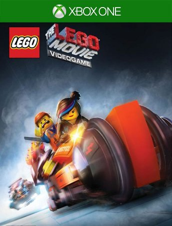 The Lego Movie Videogame Xbox One - 25 Digitos