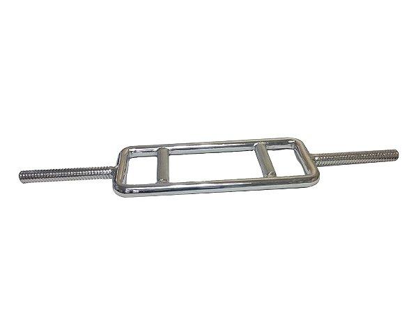 Barra olímpica H tríceps com rosca 99171150