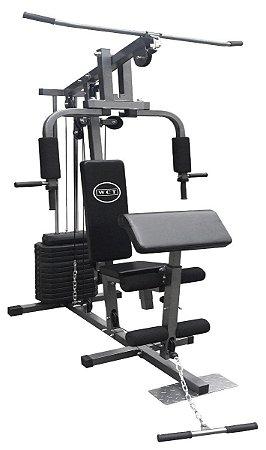 Estação de musculação especial 100kg 1004100