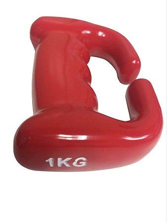 Dumbbell de vinil de 1kg 900011