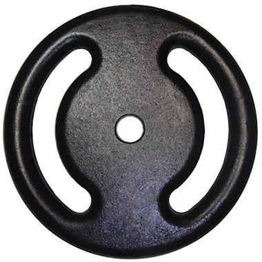 Anilha de ferro pintada 4kg