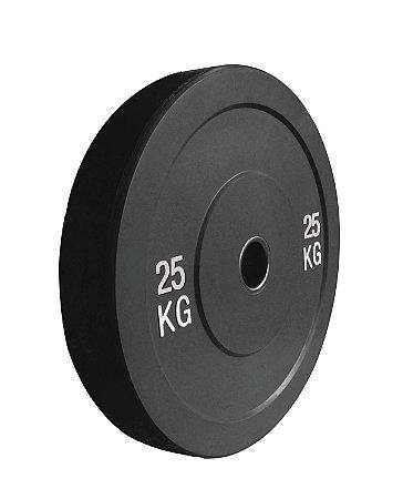 Anilha de ferro fundido Bumper Plate 25kg 10100125