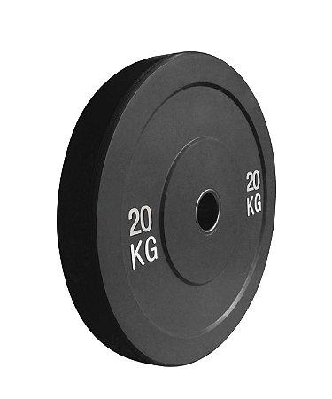 Anilha de ferro fundido Bumper Plate 20kg 10100120