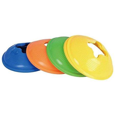 Cones agilidade 50 unidades 40007