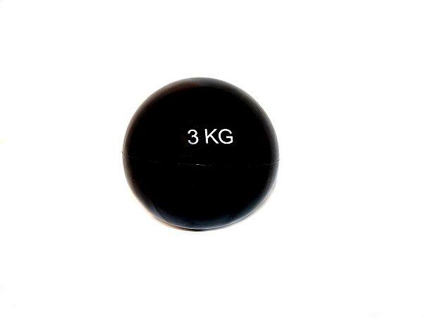 Medicine ball macia de 3kg 5001003