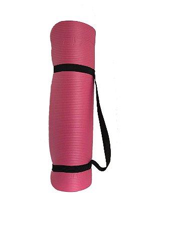 Tapete yoga/pilates rosa 2cm 5000620