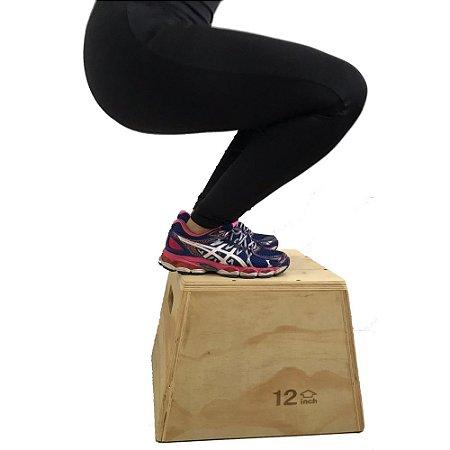 Caixa de salto de madeira de 12, 18, 20, 24 e 30 polegadas 7701500