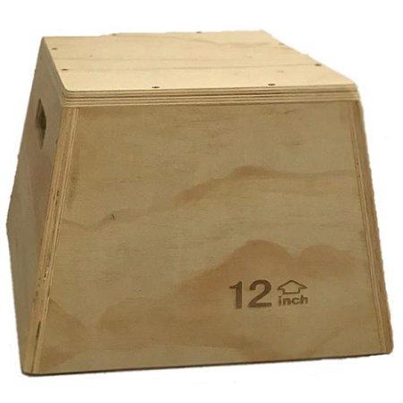 Caixa de salto de madeira de 12 polegadas 7700512