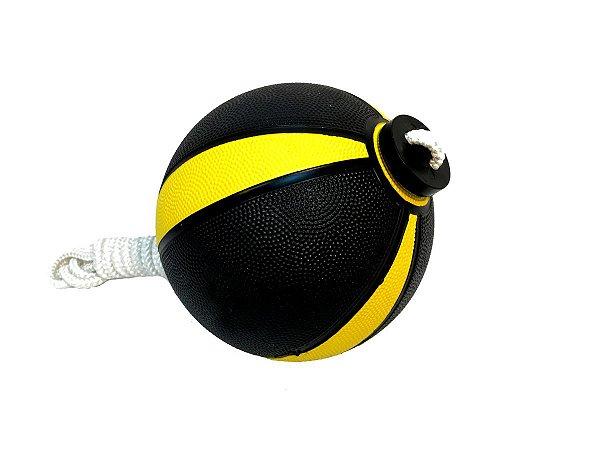 Medicine ball com corda de 1kg 7101001