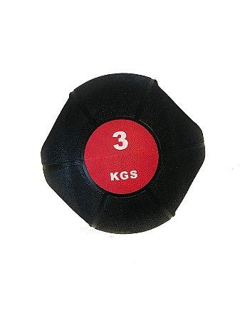 Bola de peso 3kg com pegada 7700503