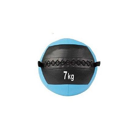 Medicine ball em PU de 7kg 7700107