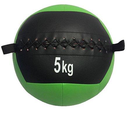 Medicine ball em PU de 5kg 7700105