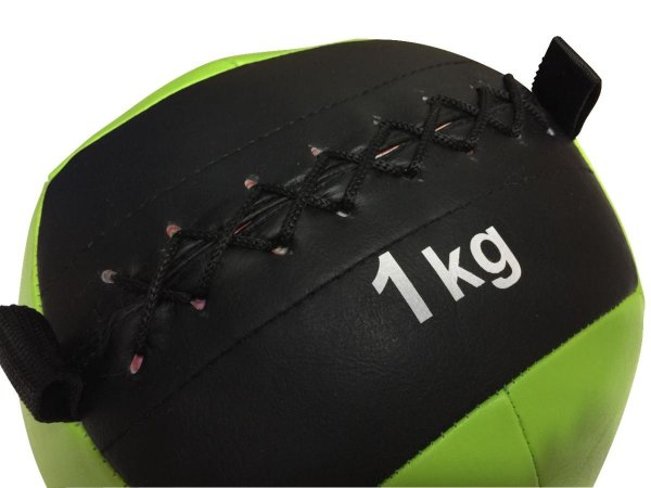 Medicine ball em PU de 1kg  7700101