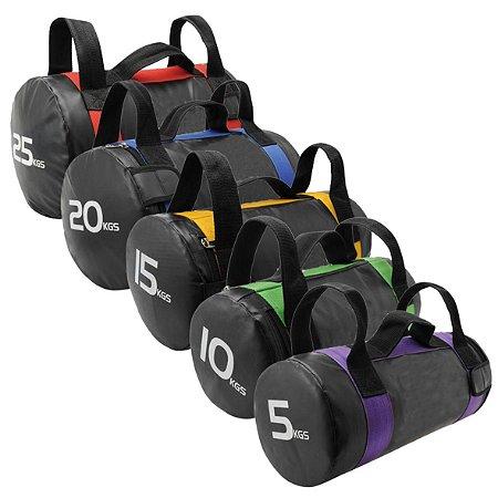 Kit de saco de peso de 5, 10, 15, 20, 25 e 30kg 7100600