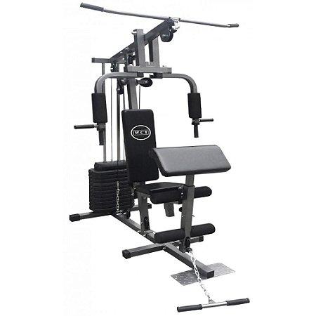 Estação de musculação 80kg 001