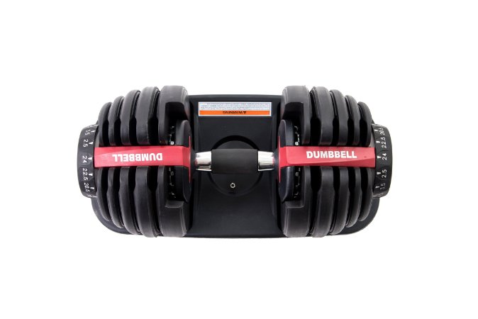 Dumbbell regulável 24kg