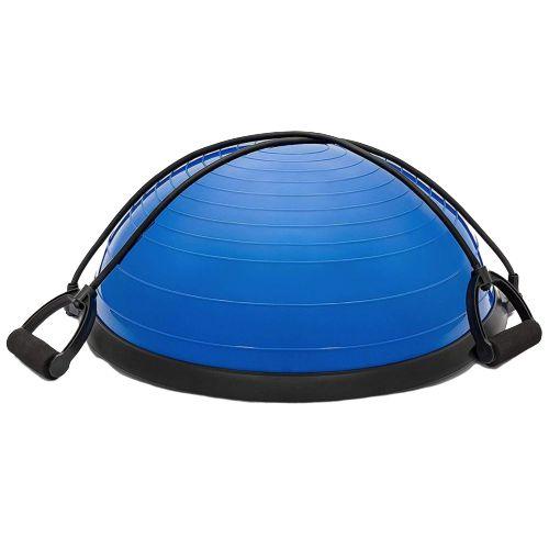 Meia bola + Puxador corda Azul 4030
