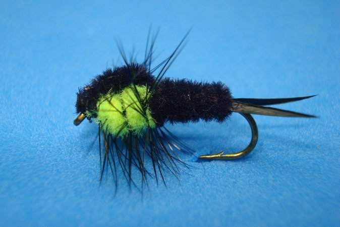 MONTANA NYMPH CHARTREUSE