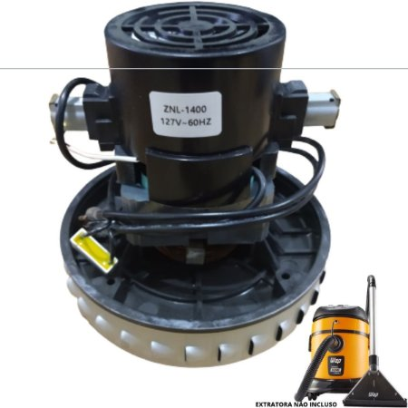 Motor Extratora Wap Home Cleaner Fw006941 Motor 220v 1600w
