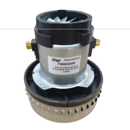 Motor Para Extratora Wap Carpet Cleaner 127v 1600w Original