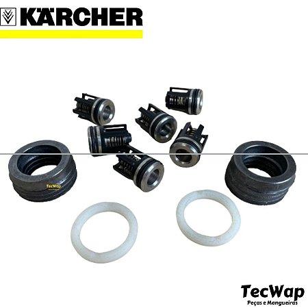 Kit Reparos Com Valvulas Para Lavadora Karcher HD 800