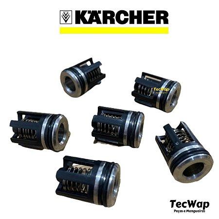 Kit Válvula De Sucção Pressão Para Lavadora Karcher HD 1200 HD 800