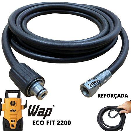 6 Metros Mangueira Para Lavadora Wap Eco Fit 2200