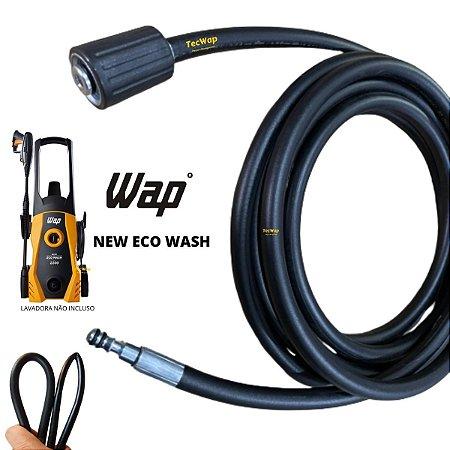 3 Metros Mangueira Para Lavadora Wap New Eco Wash