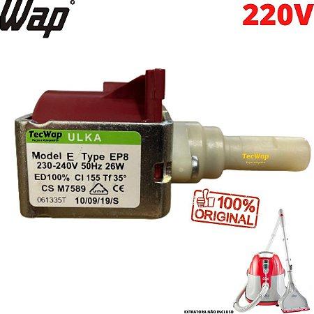 Bomba de Agua Para Extratora Wap Multi cleaner FW006293 220V