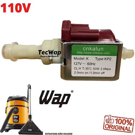 Bomba de Agua Para Extratora Wap Home Cleaner 127v FW005527