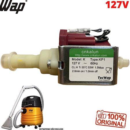 Bomba de Agua Para Extratora Wap Carpet Cleaner 127V FW006040