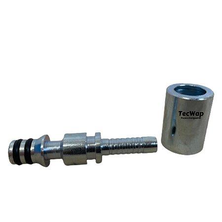 Terminal Pistola Wap Lider/Premier/New Eco Wash 1/4