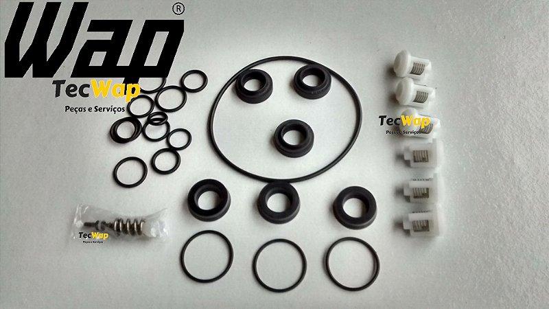 Kit Reparos Com Valvulas + Kit Reparos da Pistola Wap Mini antiga