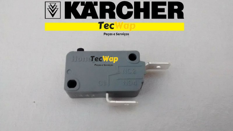 Chave Micro Karcher HD 585