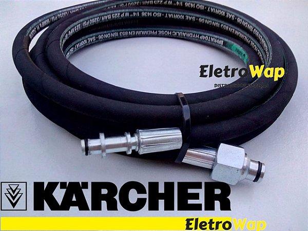 Mangueira Trama de Aço Para Karcher 303-310-330 MOD. Residenciais (5 Metros)