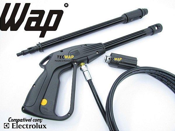Pistola Completo Para Wap Mini Antiga + Mangueira com 3 Metros