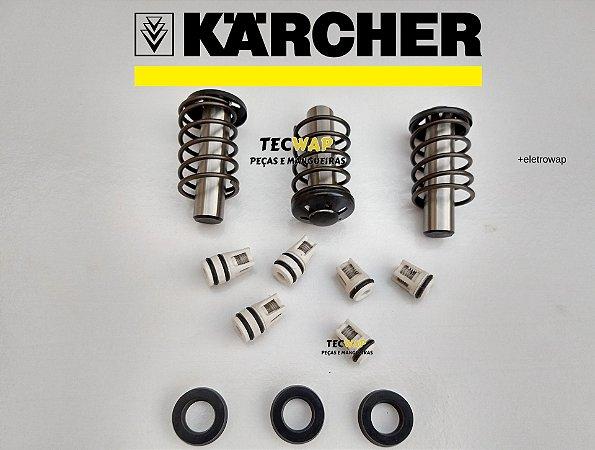 Kit Pistão com Molas + Valvulas Karcher 310-320-330 Karcher