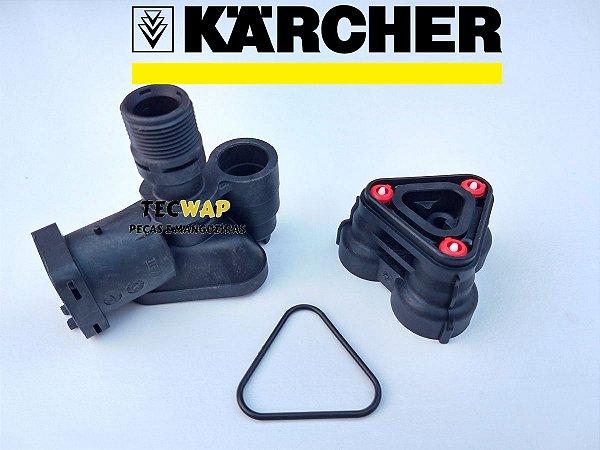 Coletor Furado Da Karcher K3.xx Completo