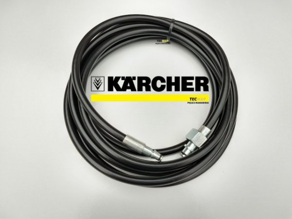 Mangueira Para Lavadora Karcher Beather 5 Metros Unica