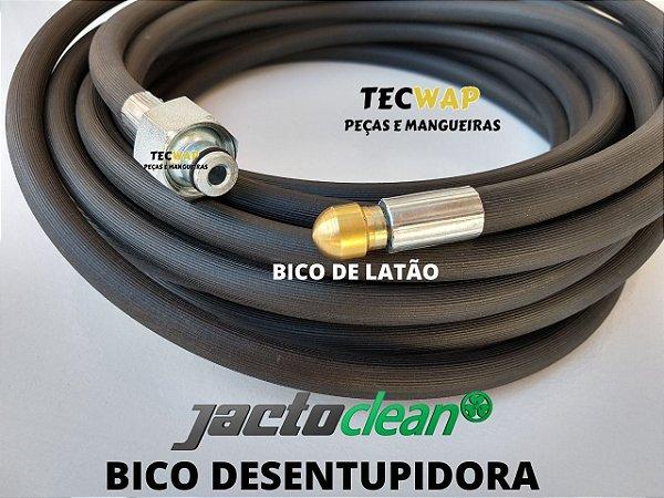 05 Metros Mangueira com Bico Desentupidora Para Lavadora Jacto J6500