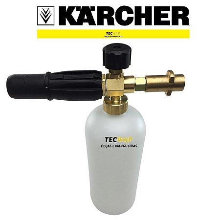 Canhão espuma Snow Foam Lancer Para Lavadora Karcher K 3.80 K 3.81 K 3.83 K3.84 e K3.85 Original
